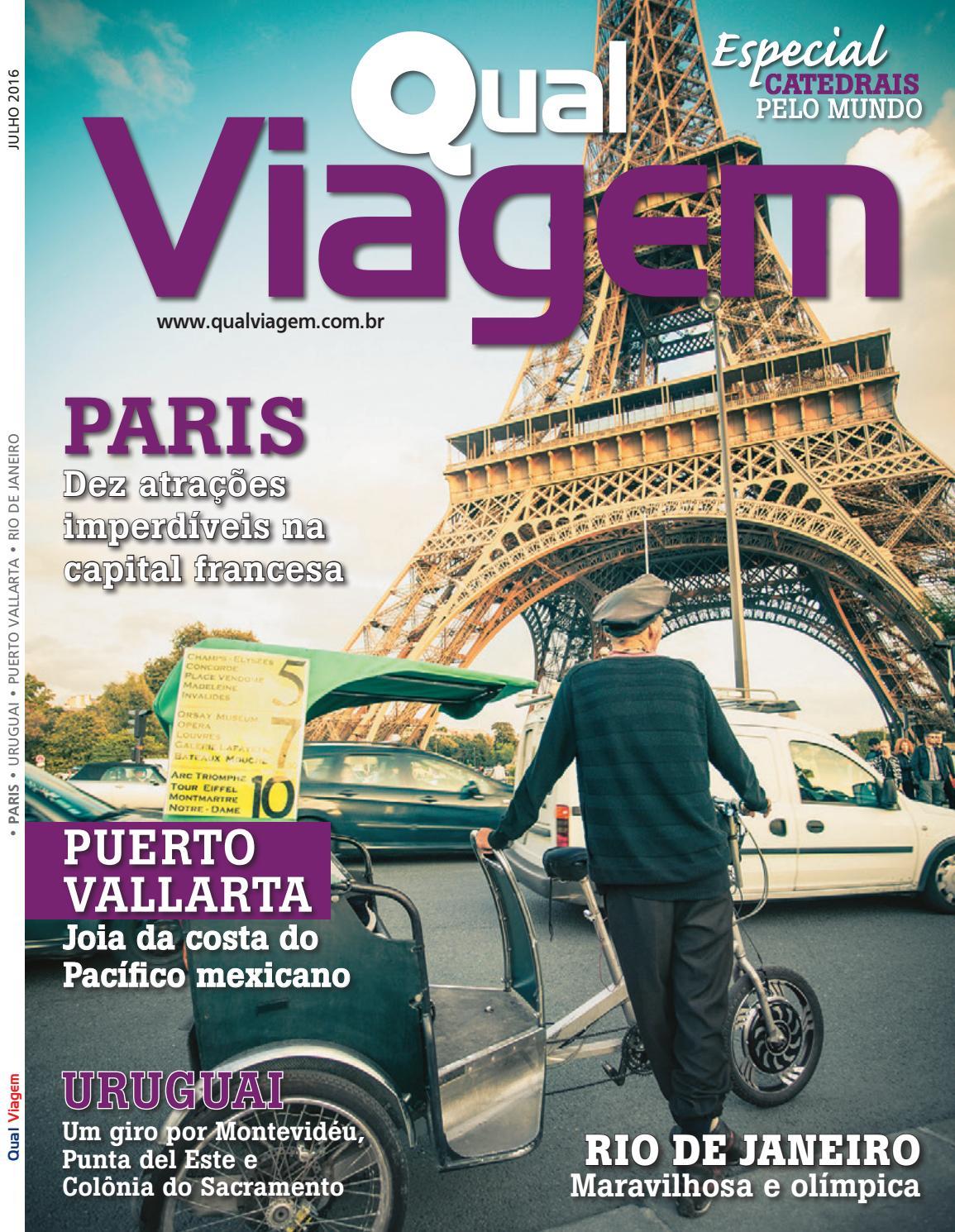 72d3fed8ef5 Revista Qual Viagem Edição 32 - Julho   2016 by Editora Qual - issuu