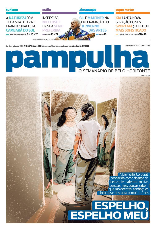 Pampulha - Sábado, 2.7.2016 by Tecnologia Sempre Editora - issuu bc5e9c3cfa