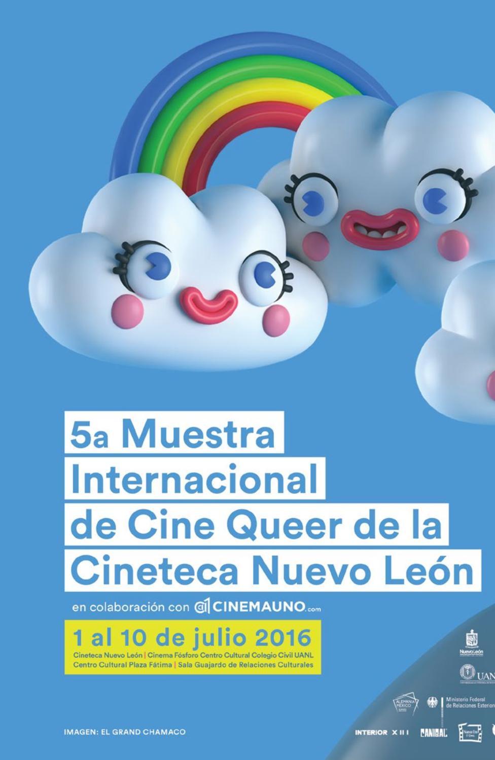 5ta Muestra Internacional de Cine Queer de la Cineteca ...