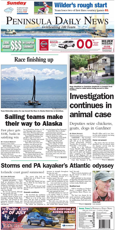 Pdnn20160703j By Peninsula Daily News Sequim Gazette Issuu