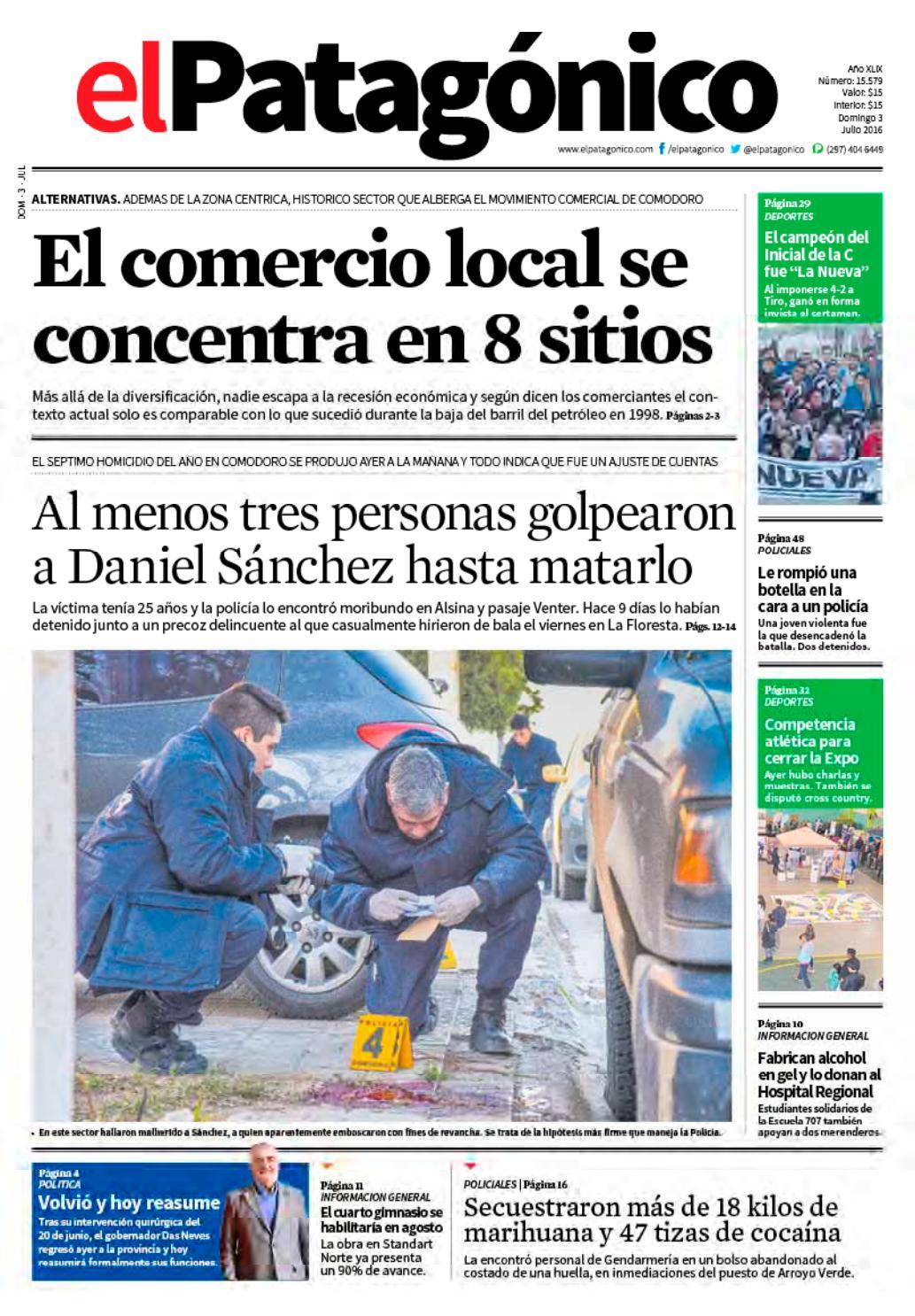 edicion233202072016.pdf by El Patagonico - issuu