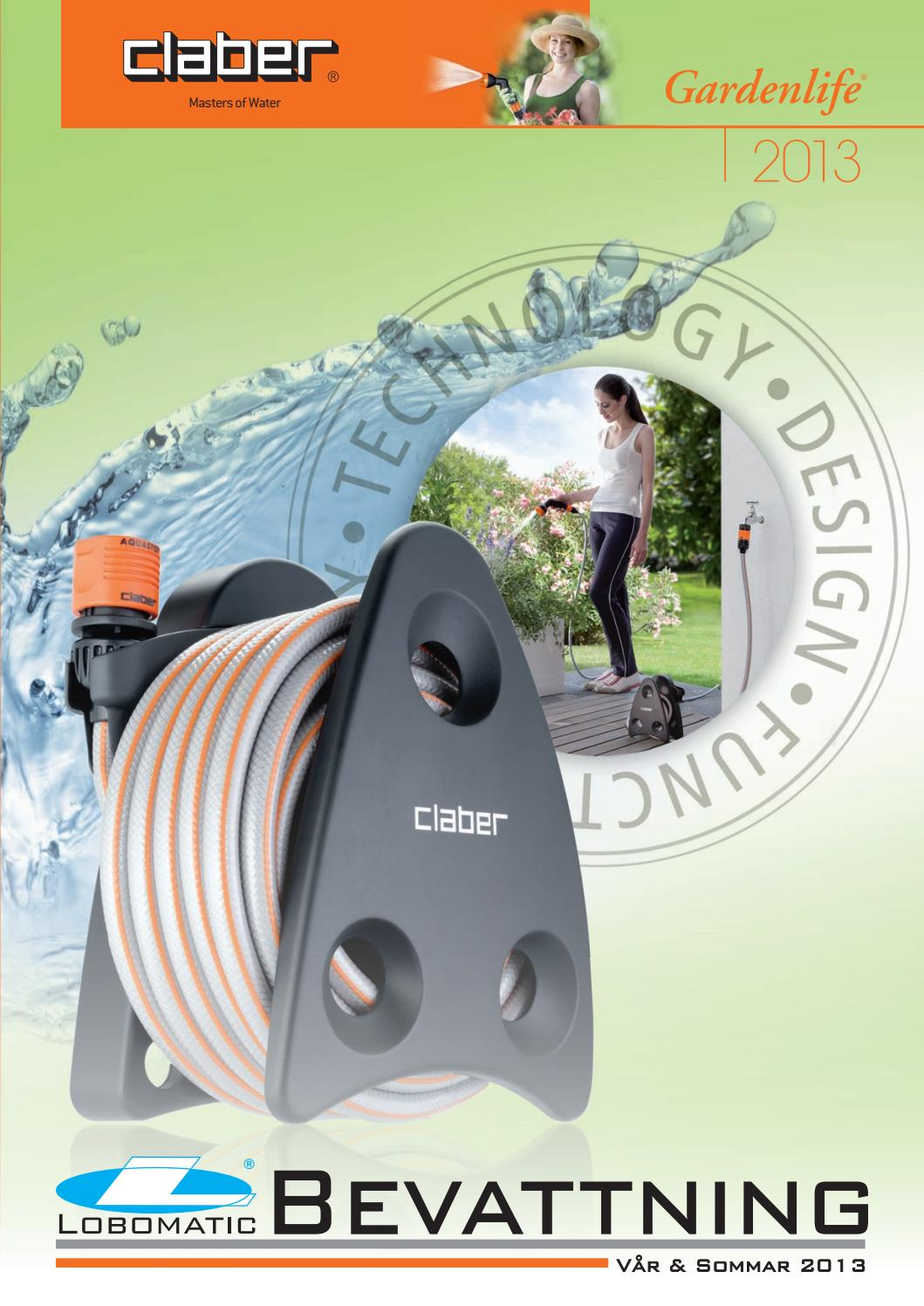 Claber RainJet Adjustable Shrubbler  0-40 Litres per hour 91232 Pack of 10