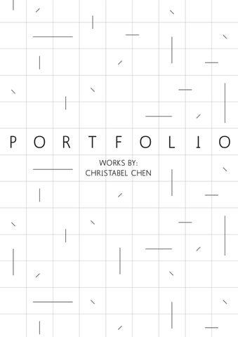 interior architecture design portfolio by christabel chen issuu