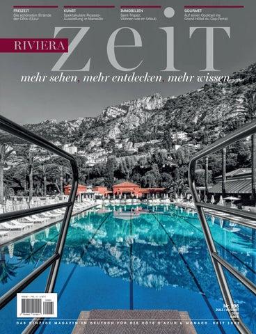 Riviera Zeit   Juli / August 2016