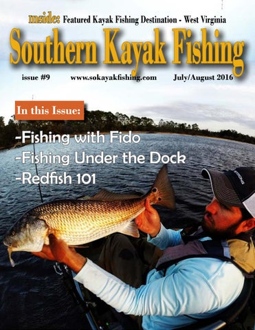 b8414dcb0a Southern Kayak Fishing Issue 9 by Southern Unlimited