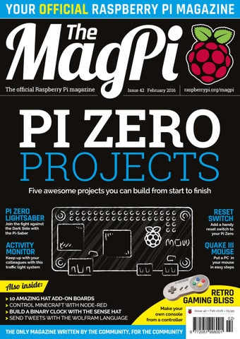 Magpi42 by Frans Kouwenhoven - issuu