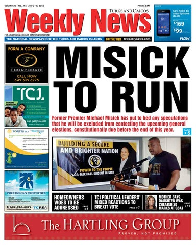 TCWN July 2 - 8, 2016 by TC Weekly News - issuu