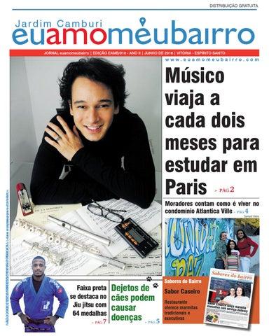 Jornal euamomeubairro 10 - Ano II by euamomeubairro - issuu