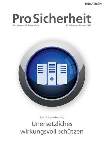 ProSicherheit 2/2016 by mkpublishing - issuu