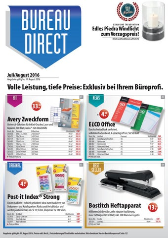 bureau direct 2016