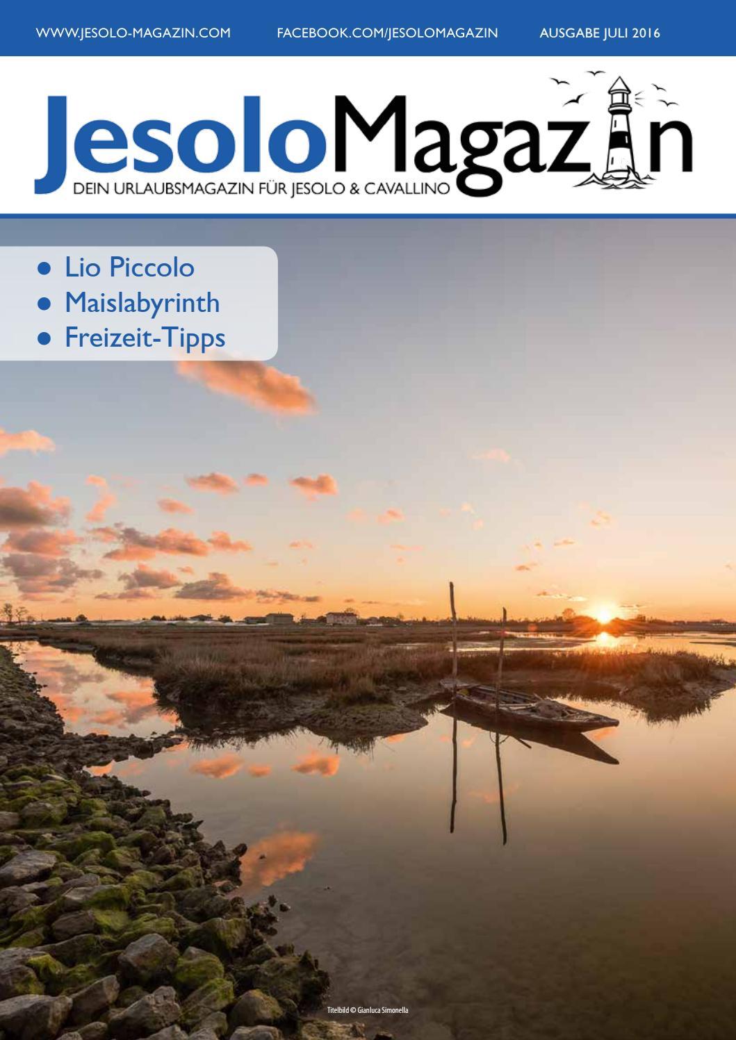 Jesolo Magazin