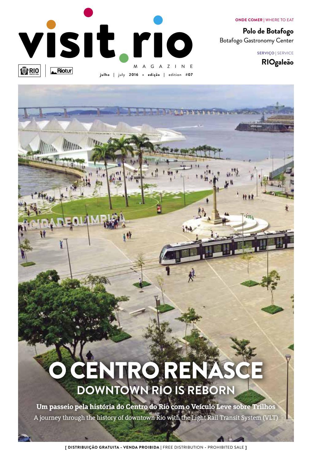 f088ff8c80452 Revista visit.rio Julho 2016 by kanenberg - issuu