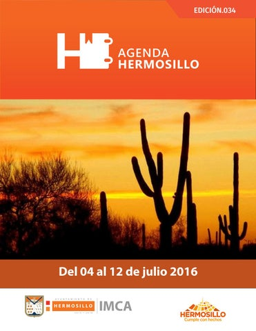"Cover of ""Agenda hermosillo 04jul2016"""