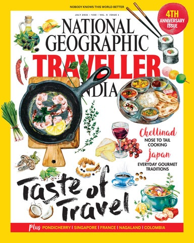 0e00ee5924d National Geographic Traveller India July 2016 by National Geographic ...