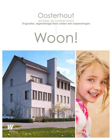 Woon!magazine Oosterhout, De Contreie - De Kreek fase 4 by Van ...