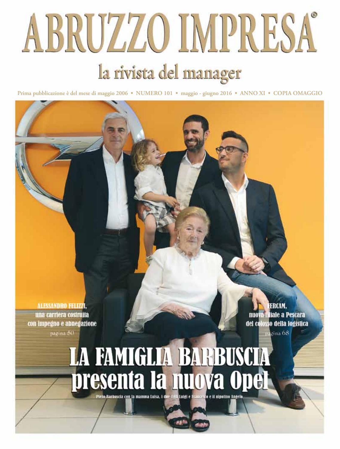 Maggio-Giugno 2016 by Abruzzo Impresa - issuu cc8999ce6c1