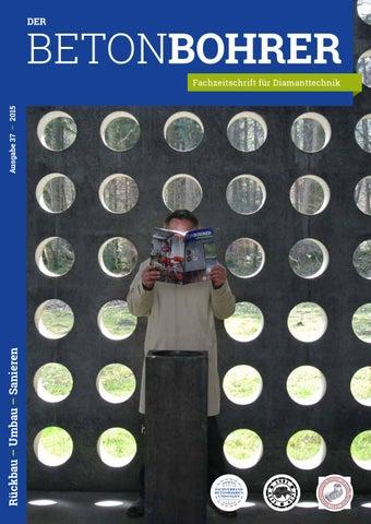 DER BETONBOHRER   THE CONCRETEDRILLER by DER BETONBOHRER - issuu 5401df5a7a56c