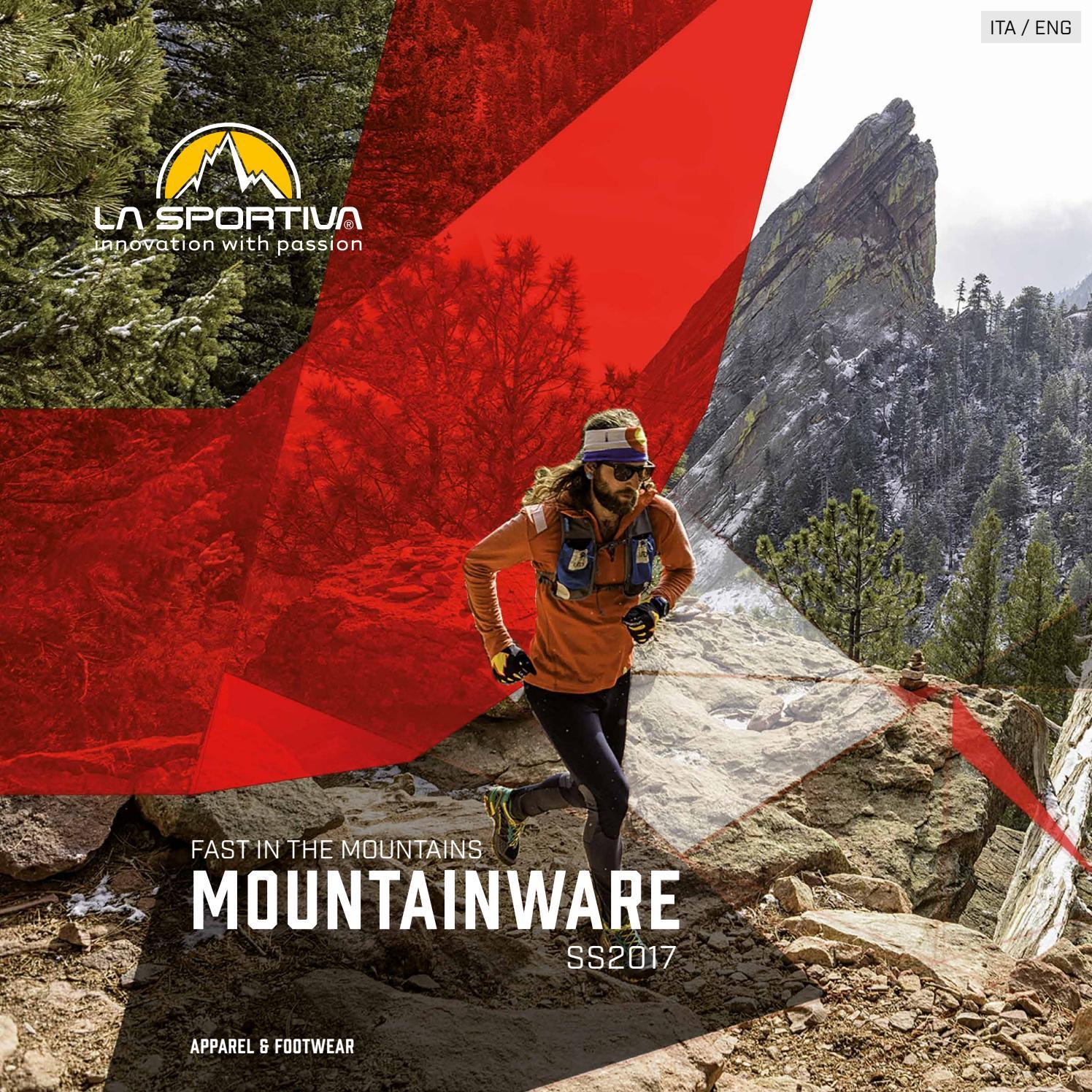 LA SPORTIVA Catalogue Fast SS 2017 by MountainBlogIT issuu