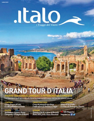 italo luglio 2016 by TravelQuotidiano.com - issuu 61e845bec5a
