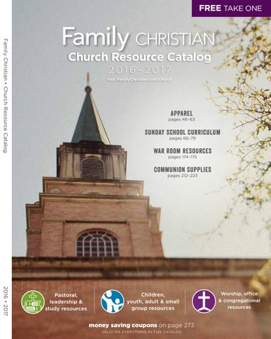 Family Christian Church Resources Catalog by Family Christian Stores - issuu