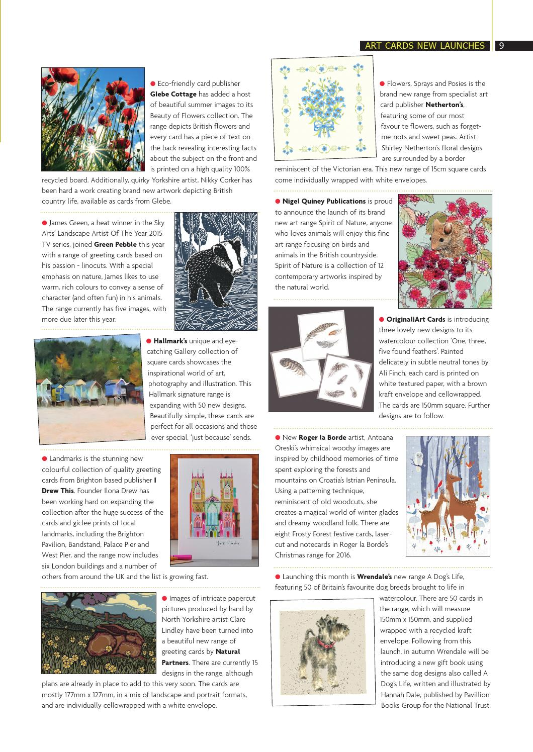 Progressive greetings focus on art cards july 2016 by max progressive greetings focus on art cards july 2016 by max publishing issuu m4hsunfo