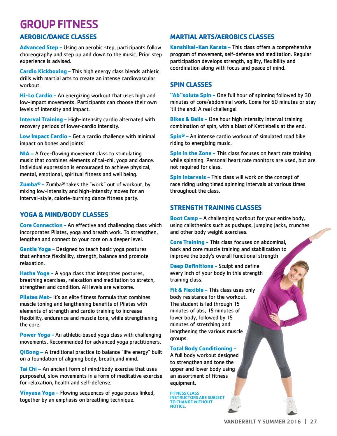 2016 Vanderbilt Summer Program Guide 7/1 by New York City's YMCA - issuu
