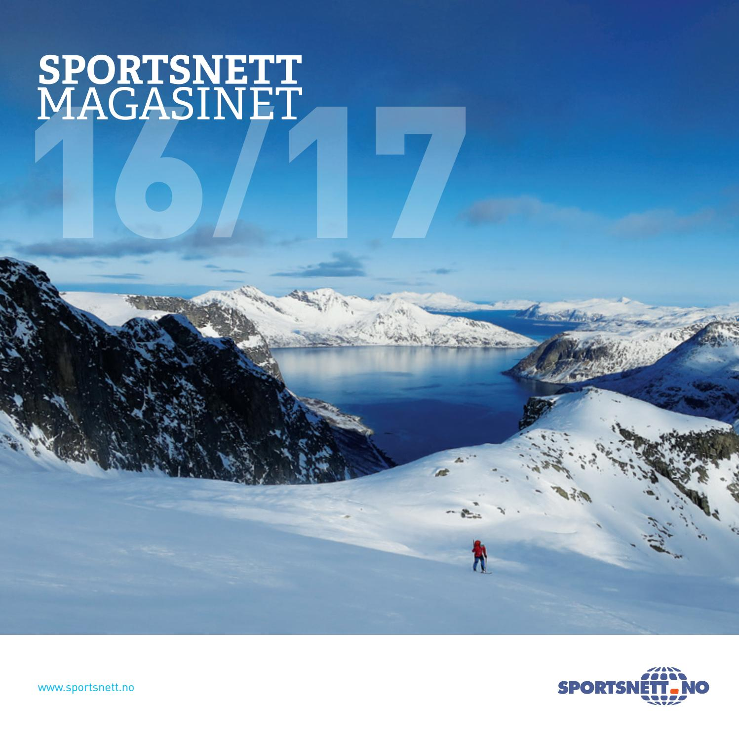 32ad76b1 Sportsnettmagasinet 16/17 by Anton Sport - issuu