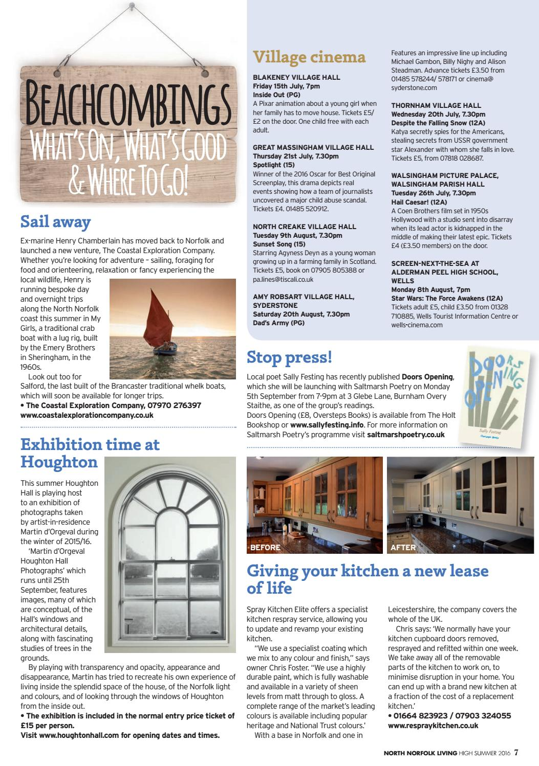 North Norfolk Living High Summer 2016 by Best Local Living - issuu