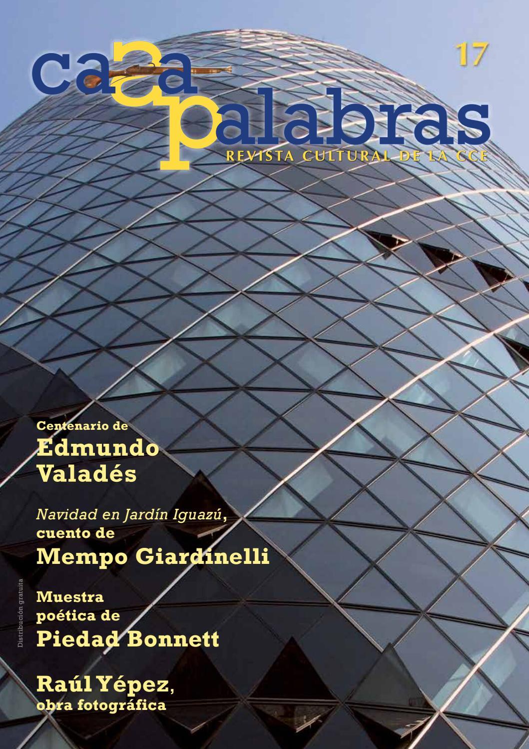 Casa Palabras 17 by Revistas de la Casa de la Cultura Ecuatoriana ...