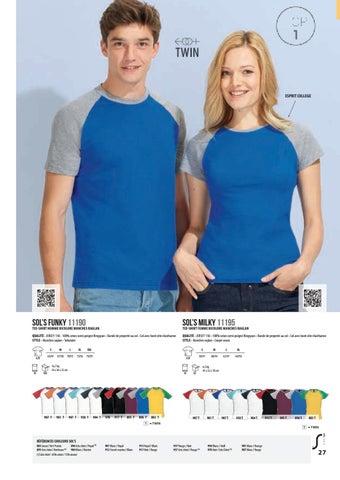 élégant vente à bas prix milky tee shirt femme bicolore