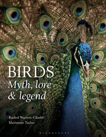 6b473e208c Birds: Myth, Lore & Legend by Bloomsbury Publishing - issuu