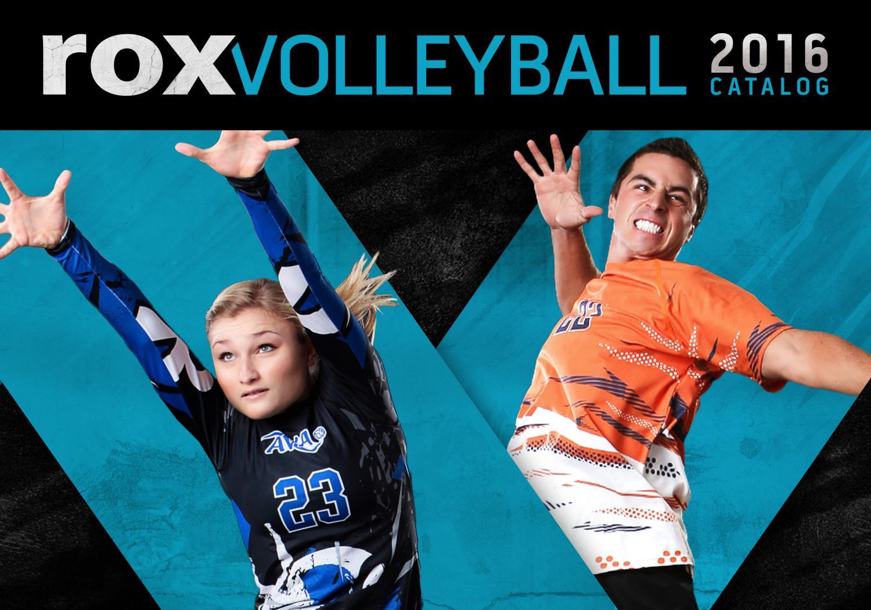 2016 Rox Volleyball Team Catalog by Rox Volleyball - issuu feb3961fef433