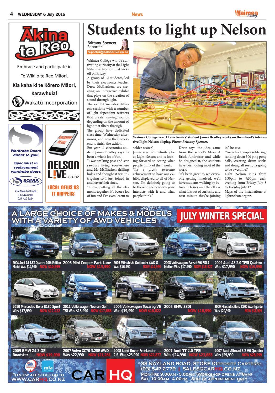 050716 by Waimea Weekly Ltd - issuu