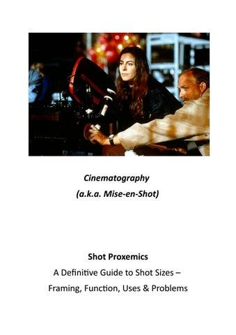 Cinematography & Mise-en-Shot Definitive Guide by Stuart Grenville ...