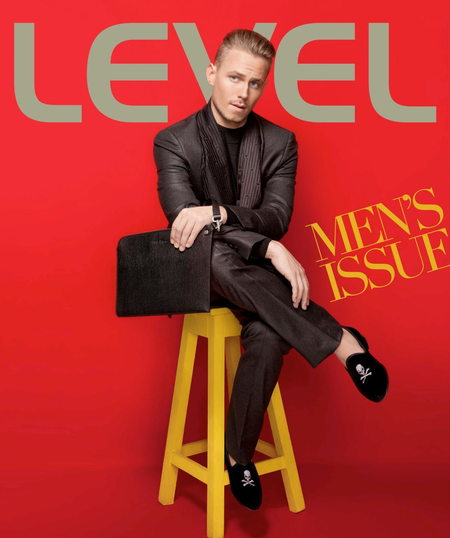 Edición  48 Level Mens Issue 2016 by Revista Level - issuu c551a58eb1e