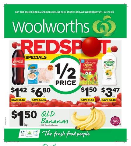 QLD Woolworths 06  07  16 ~ 12  07  16 by Hojunara - issuu