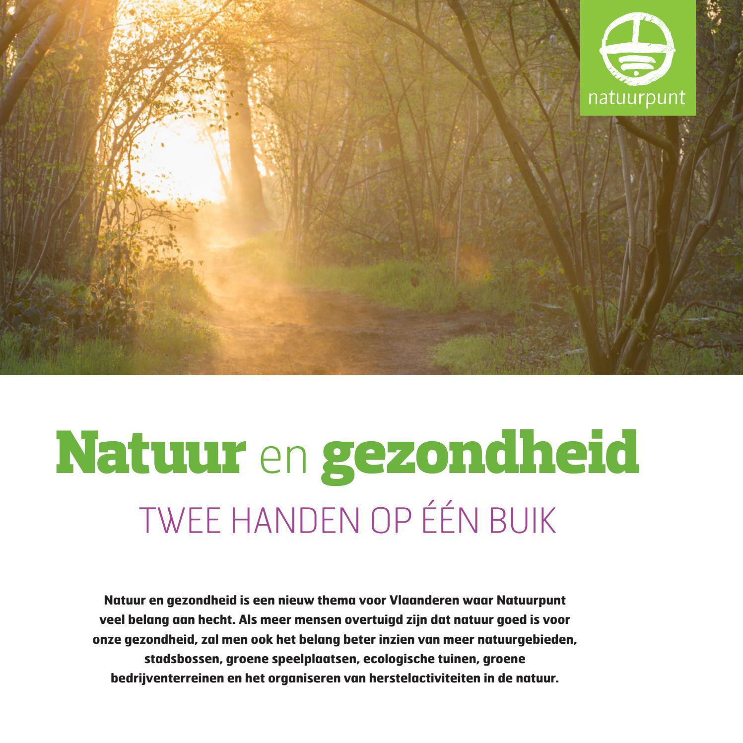 Afbeeldingsresultaat voor natuur en gezondheid