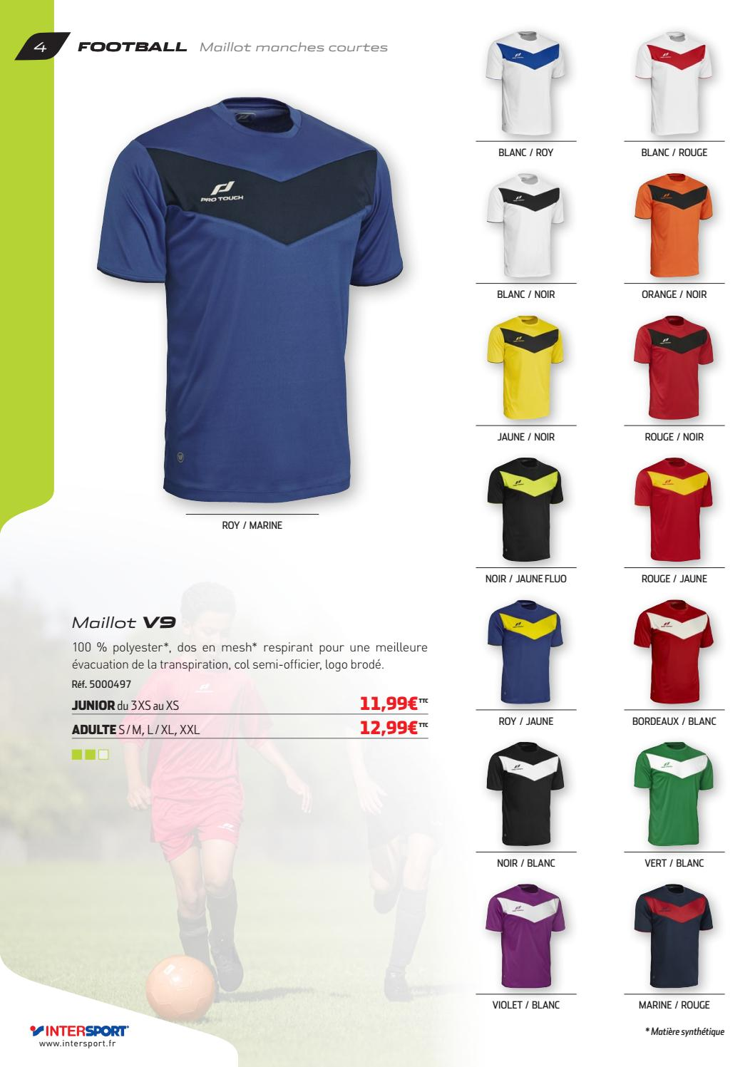 Catalogue 2017 By 2016 Pro Shbotrqcxd Collection Clubs Intersport Touch IWD9YEH2