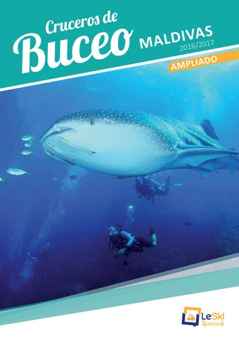 Buceo maldivas