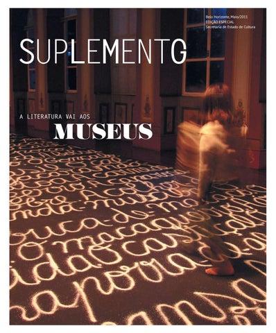 e03092353d A Literatura vai aos Museus by Suplemento Literário de Minas Gerais ...