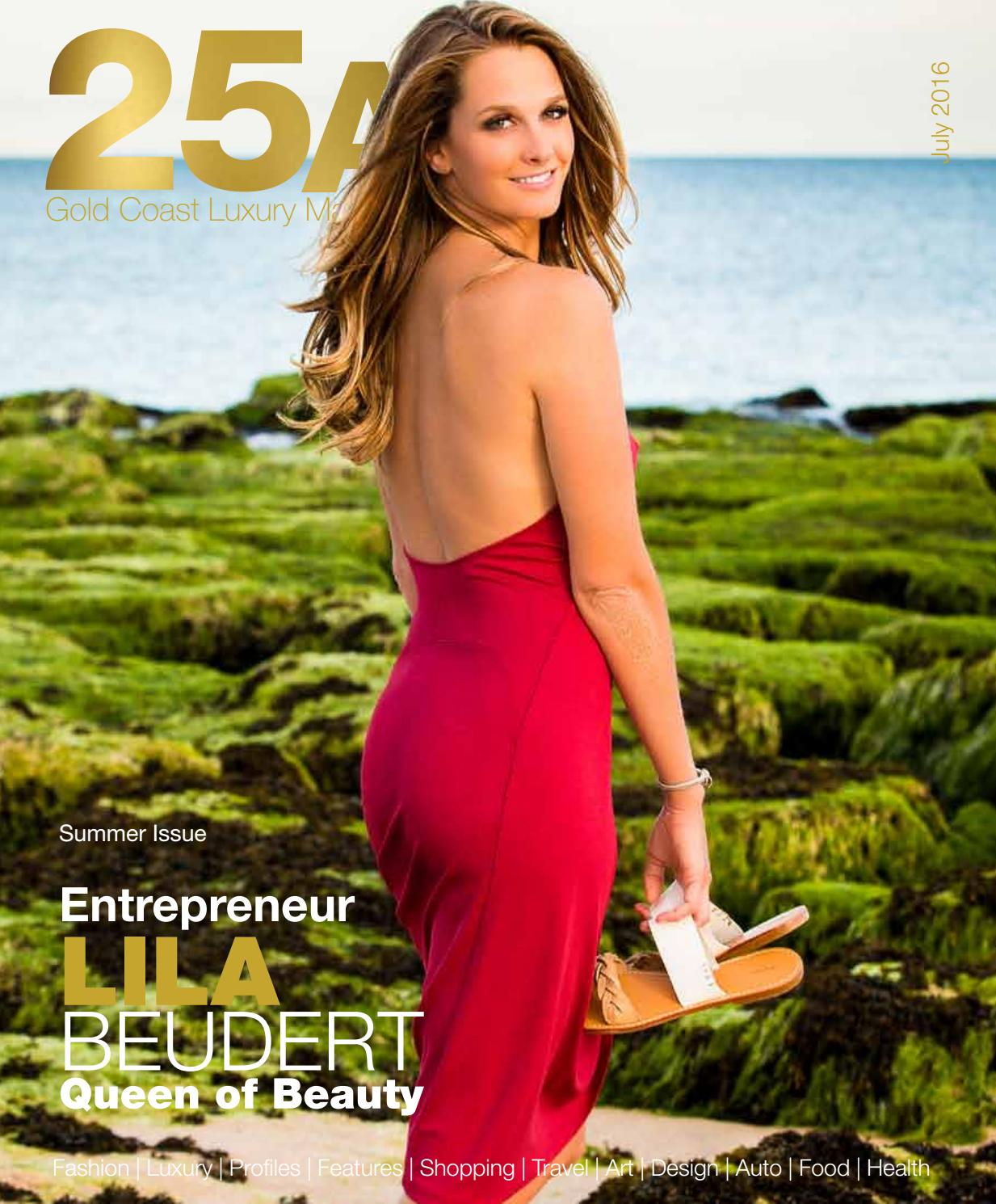 25a July Issue 2016 By Magazine Issuu Elaine Navy Top Leux Studio S