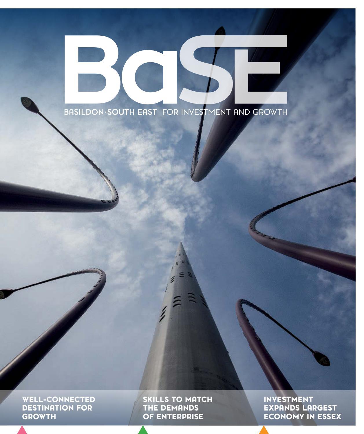 BaSE magazine by 3Fox International Ltd - issuu