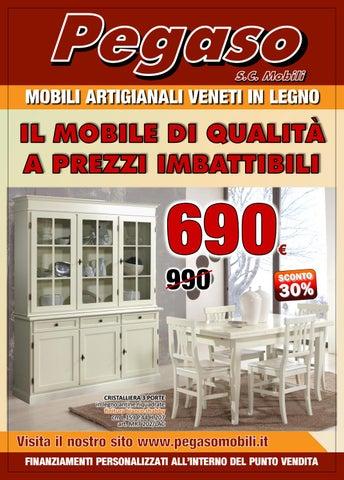 Volantino Luglio-Settembre Pegaso by PegasoMobili - issuu
