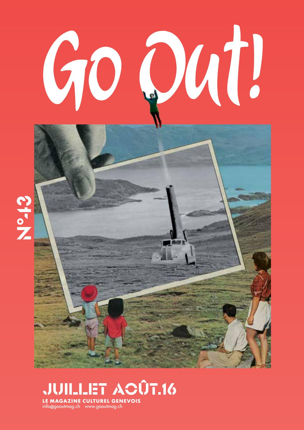 Go Out N 43 Juillet Aout By Go Out Magazine Issuu