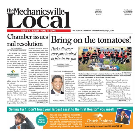 6275719d2a 07 06 2016 by The Mechanicsville Local - issuu