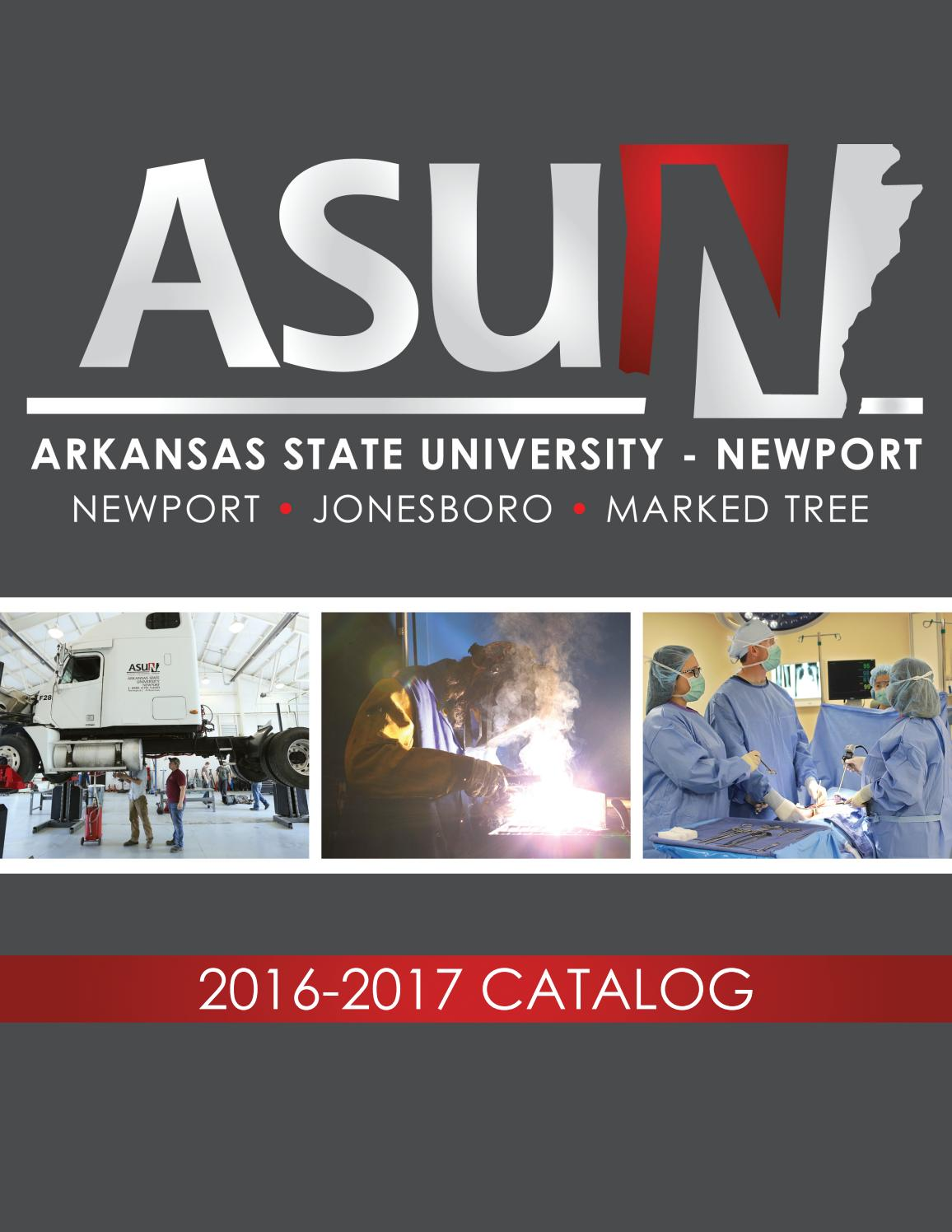 Asu Newport Catalog 2016 2017 By Asunewport Issuu