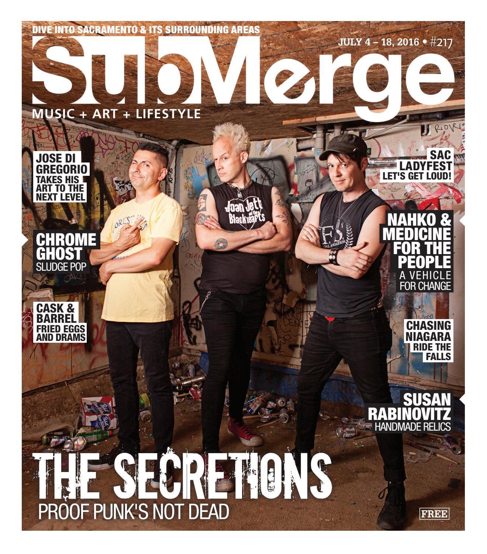 Submerge Magazine: Issue 217 (July 4 - July 18, 2016) by Submerge ...