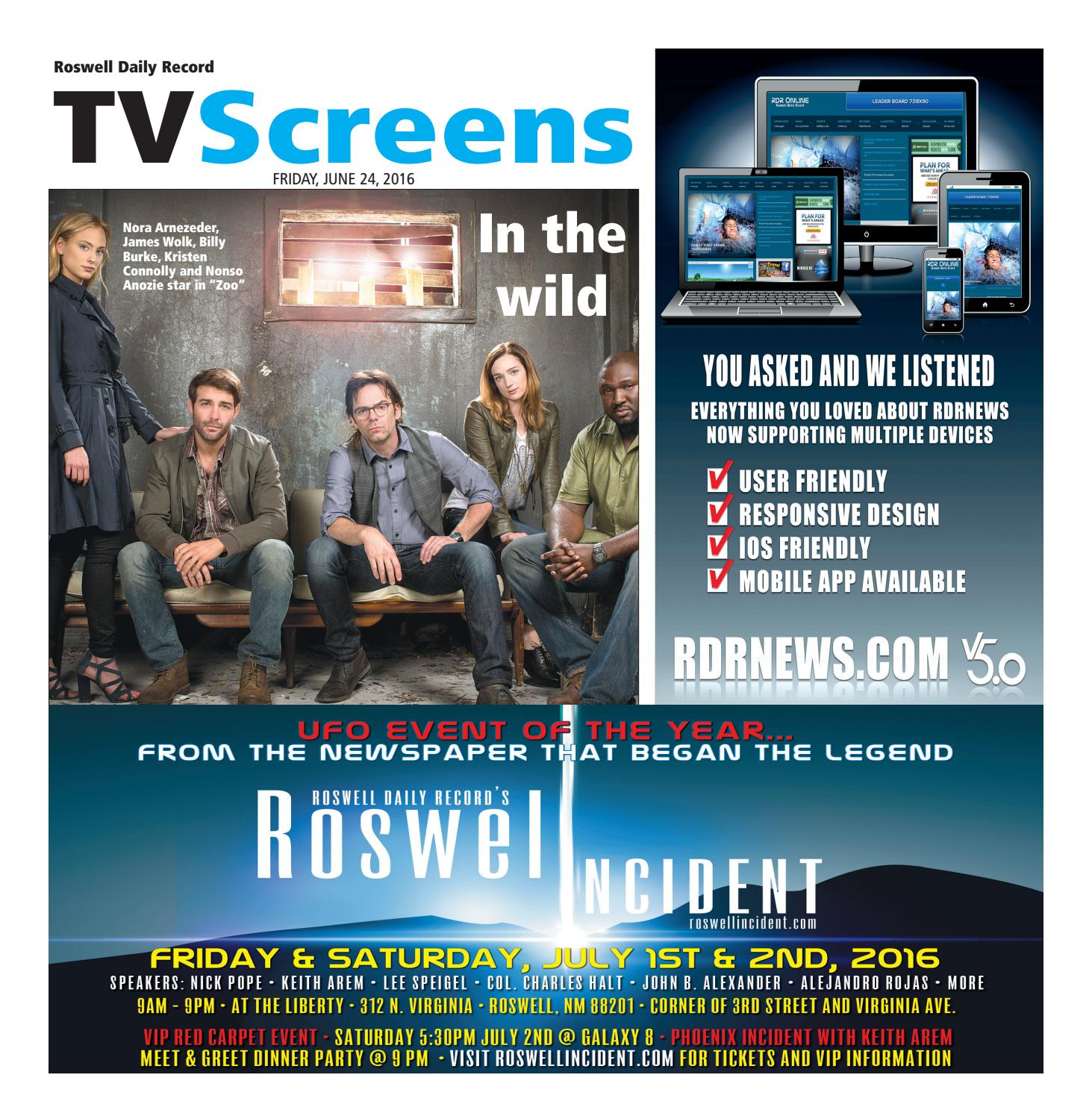 Screens 6 24 16 by Roswell Daily Record - issuu