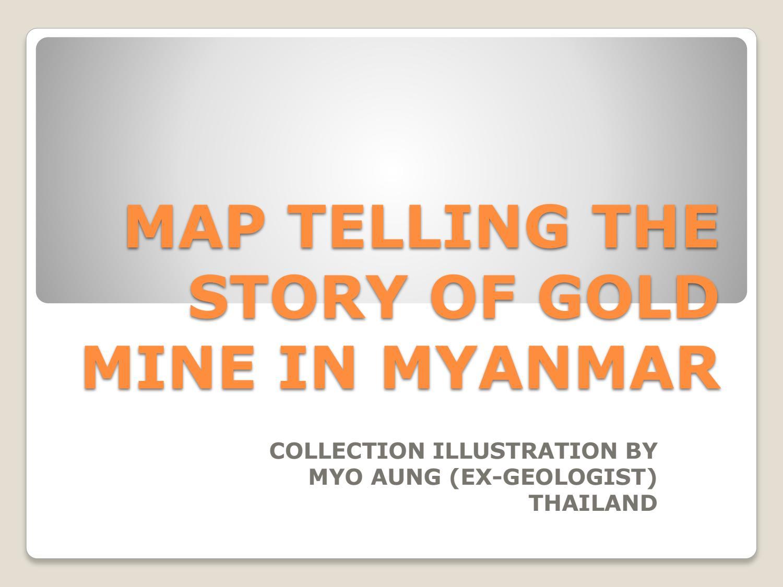 Gold Mine In Myanmar By Myo Aung