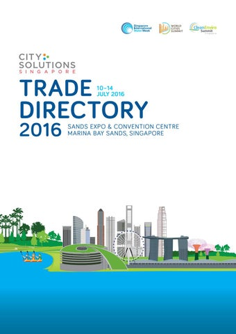 Siww2016 trade directory final afterprint by singapore international page 1 fandeluxe Gallery